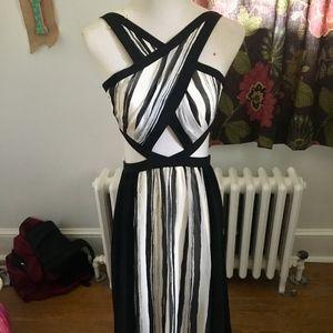BCBG long formal dress
